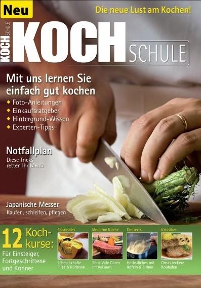 Kochschule - das neue Kochmagazin